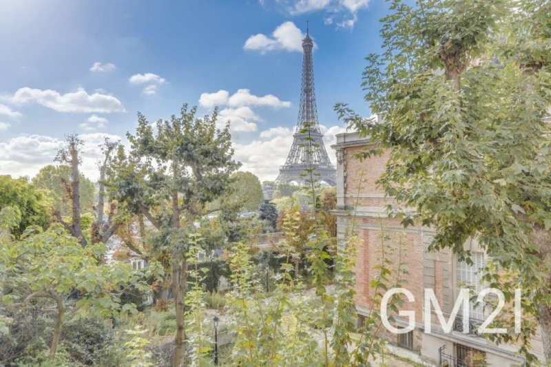 Vente de prestige appartement Paris 16ème 3 140 000€ - Photo 1