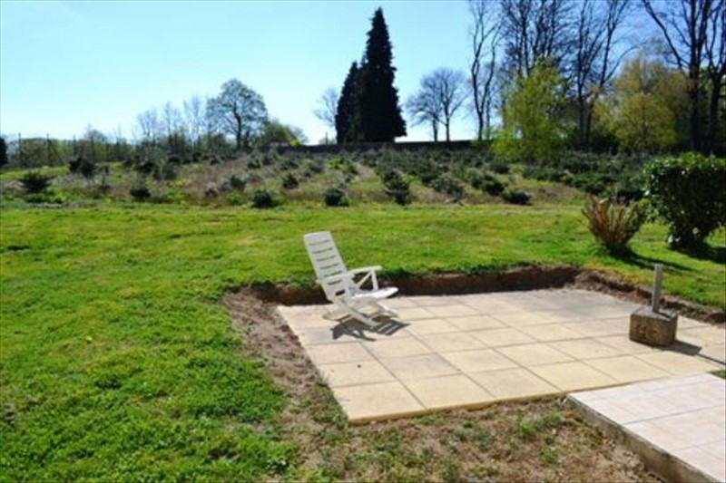 Vente maison / villa Saulieu 260000€ - Photo 10