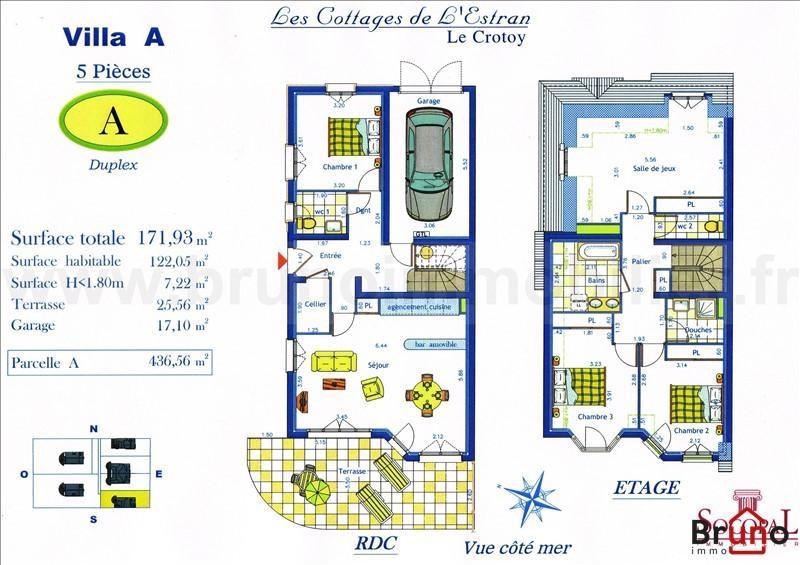 Vente de prestige maison / villa Le crotoy 582000€ - Photo 2