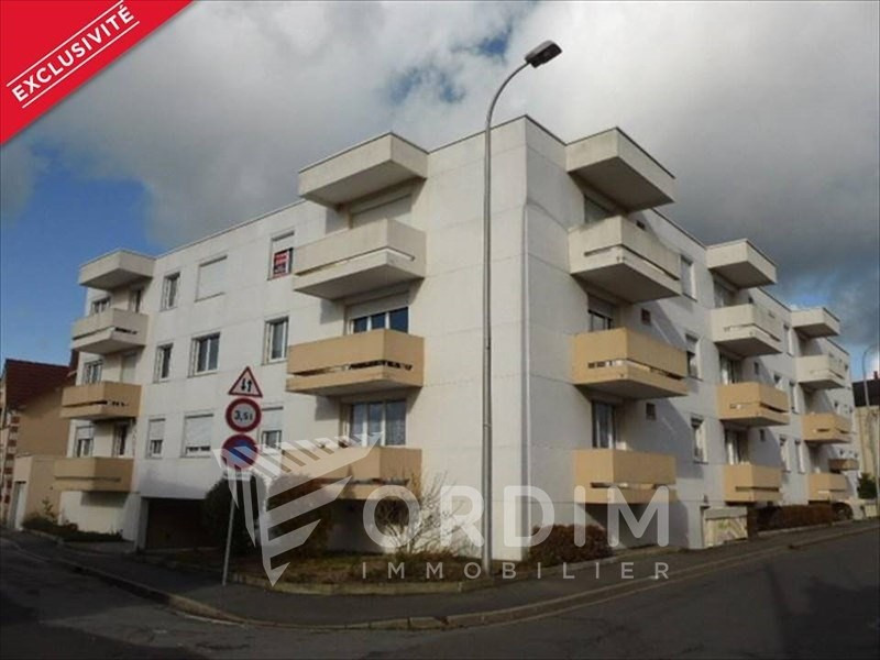 Investment property apartment Cosne cours sur loire 35 000€ - Picture 1