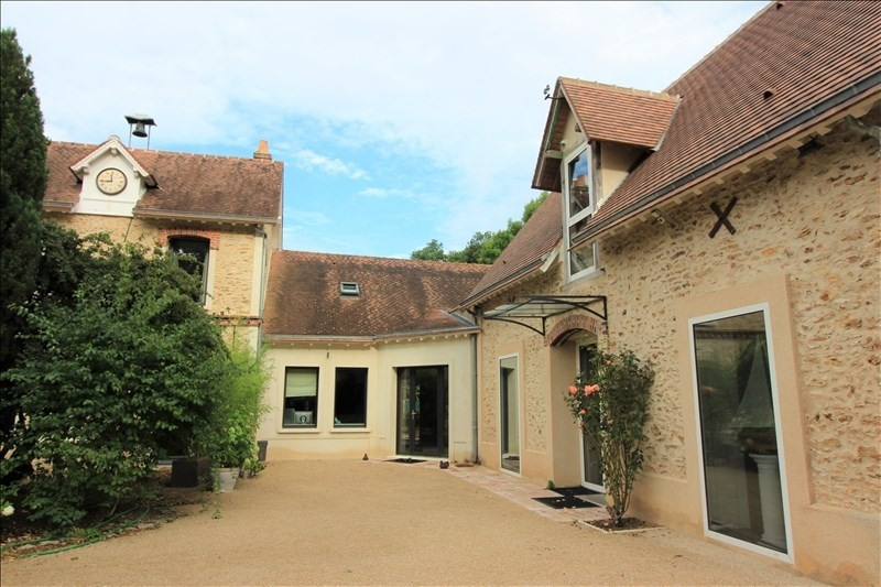 Vente de prestige maison / villa Rambouillet 1260000€ - Photo 9