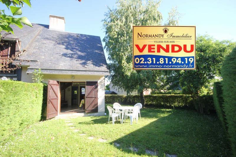 Vente maison / villa Villers sur mer 144000€ - Photo 1