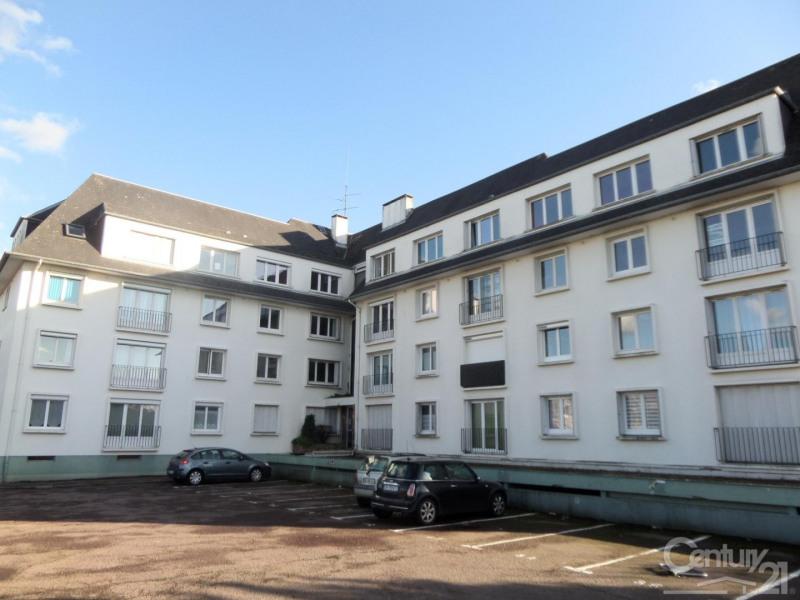 Location appartement Caen 498€ CC - Photo 1