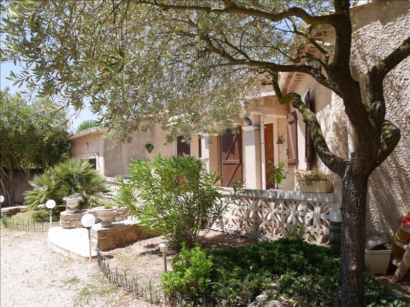 Sale house / villa Chateauneuf le rouge 518 000€ - Picture 1