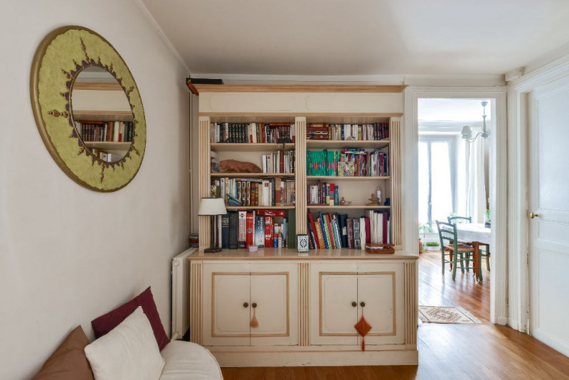 Deluxe sale apartment Paris 17ème 1 260 000€ - Picture 9