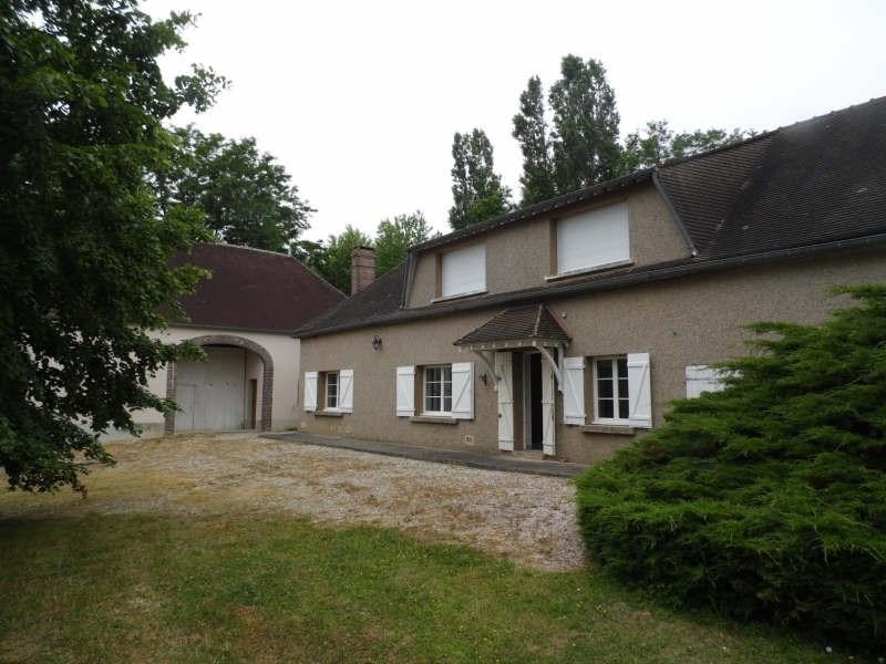 Sale house / villa Neuvy-sautour 167000€ - Picture 1