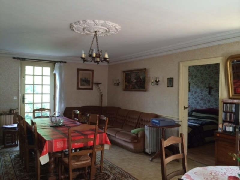 Sale house / villa La motte ternant 230000€ - Picture 3