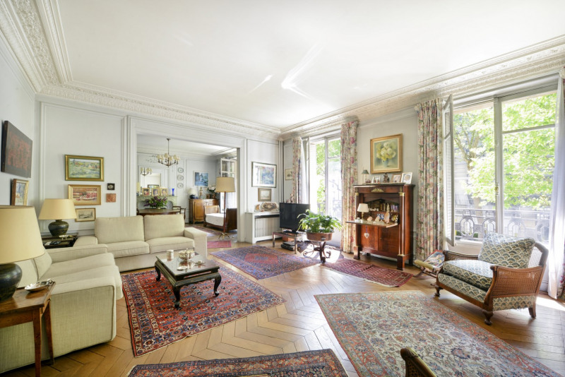 Deluxe sale apartment Neuilly-sur-seine 1900000€ - Picture 3