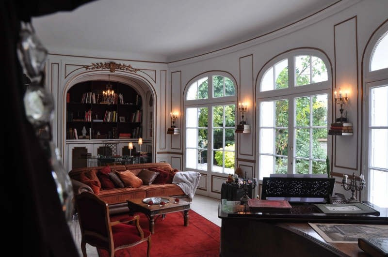 Revenda residencial de prestígio casa Villennes sur seine 1650000€ - Fotografia 10