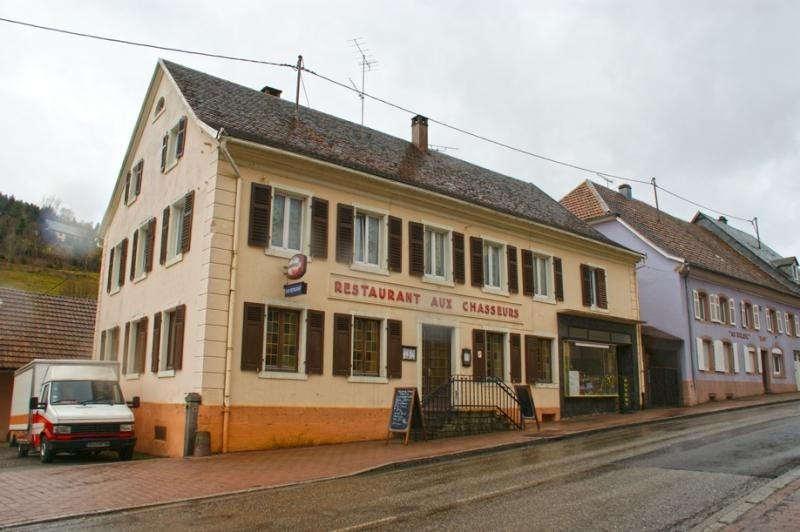 Sale building Le bonhomme 264000€ - Picture 1