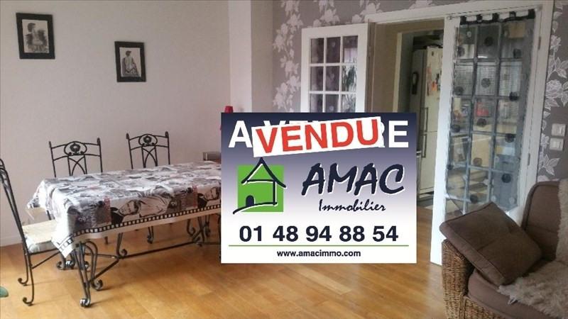 Sale apartment Le raincy 269000€ - Picture 1