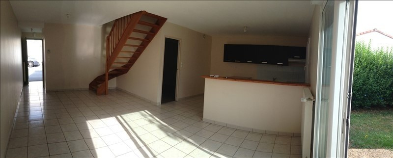 Investment property house / villa Poitiers 135000€ - Picture 5