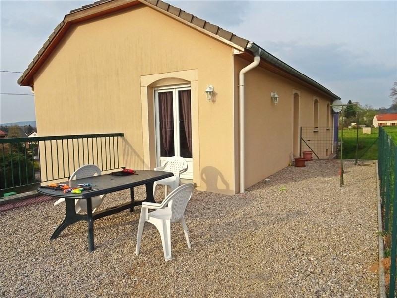 Vente maison / villa St michel sur meurthe 163000€ - Photo 1