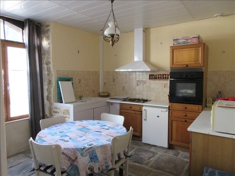 Sale house / villa Pont-croix 80250€ - Picture 5