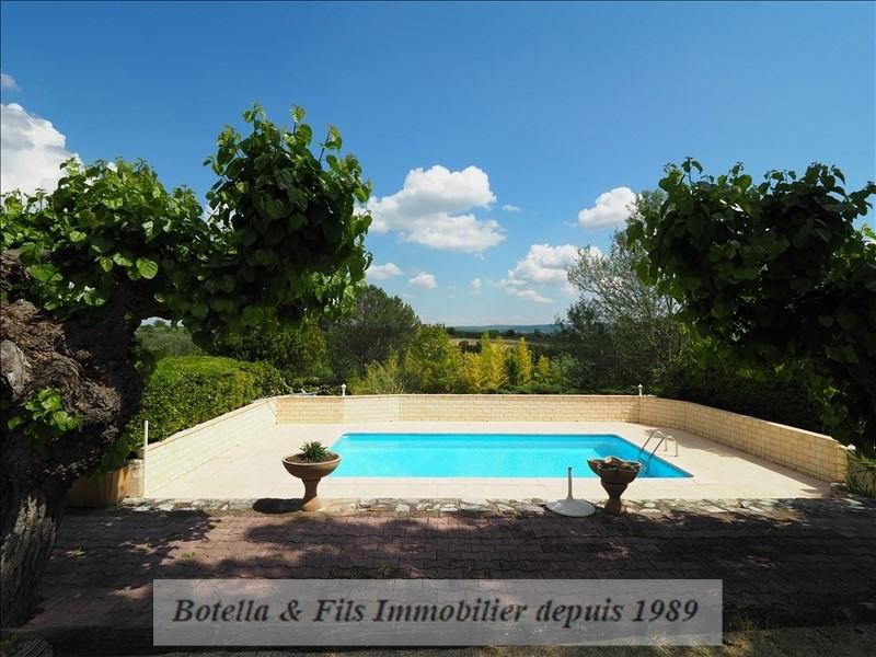 Venta  casa Barjac 442000€ - Fotografía 12
