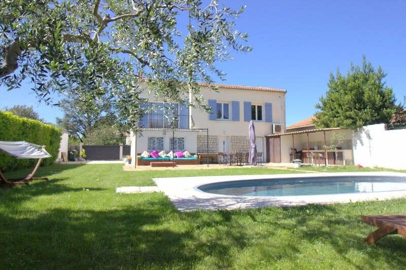 Vente maison / villa Noves 379000€ - Photo 1