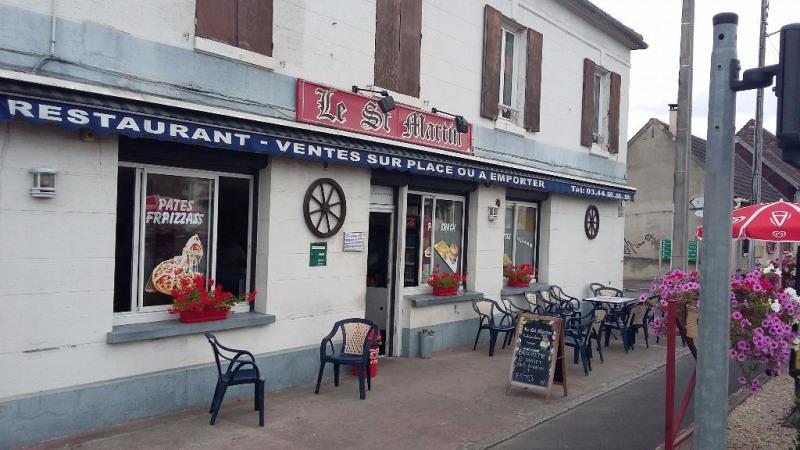 Fonds de commerce Café - Hôtel - Restaurant Saint-Martin-Longueau 0