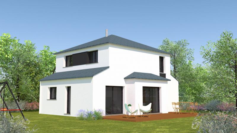 Maison  6 pièces + Terrain 217 m² Bourgbarré par CONCEPT HABITAT 35