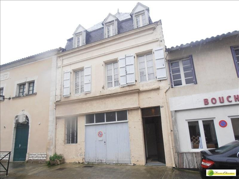 Vente maison / villa Blanzac porcheresse 66000€ - Photo 1