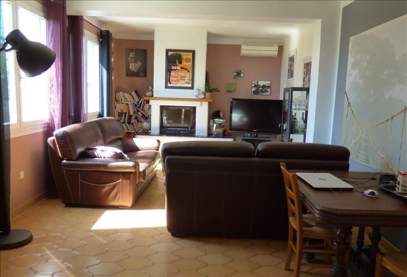 Sale house / villa Vacqueyras 318000€ - Picture 6
