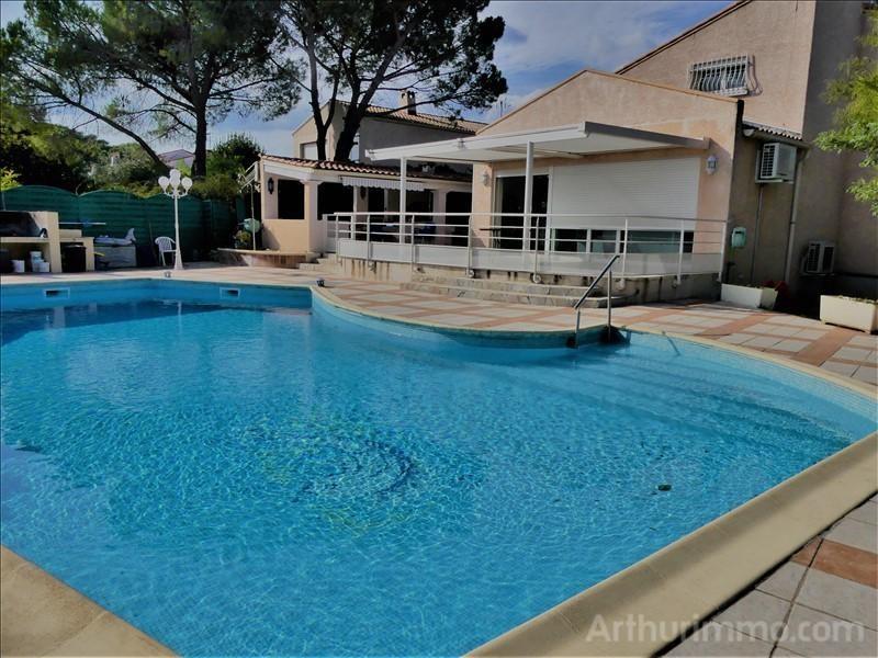 Deluxe sale house / villa St georges d orques 597000€ - Picture 2