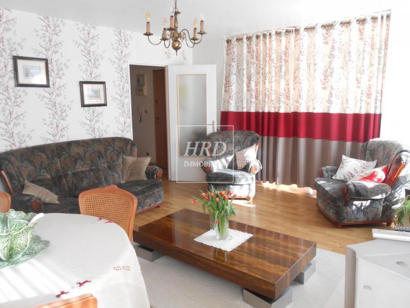 Verkoop  appartement Lingolsheim 160500€ - Foto 3