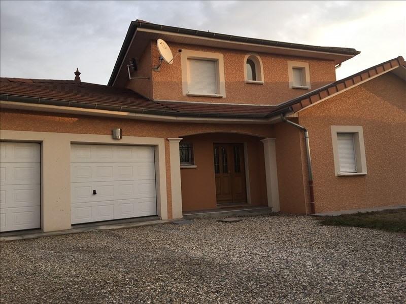 Venta  casa Tignieu jameyzieu 414000€ - Fotografía 1