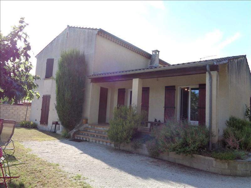Verkoop  huis Le thor 381600€ - Foto 1