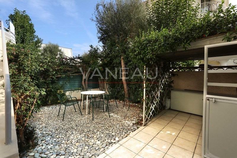 Vente de prestige appartement Juan-les-pins 350000€ - Photo 9