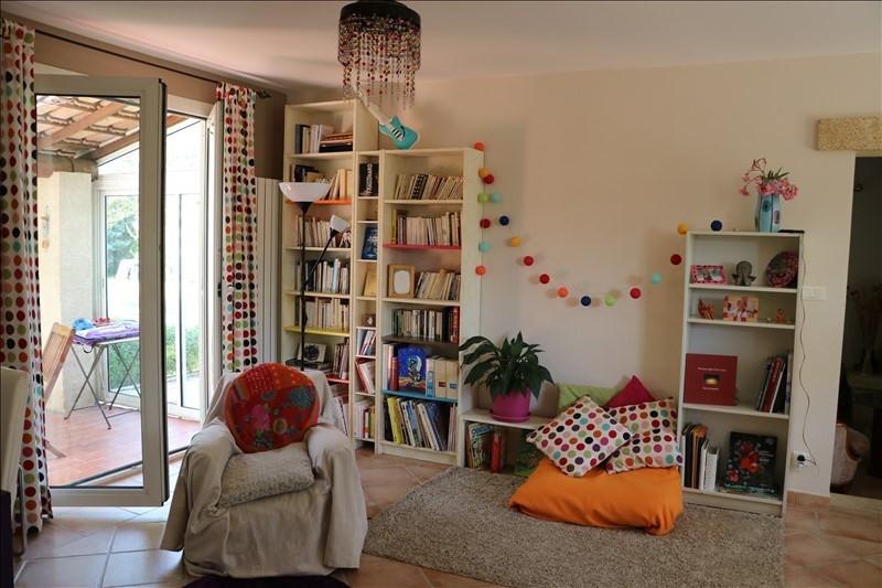 Vente maison / villa Le puy-sainte-réparade 429000€ - Photo 6