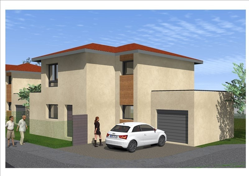 Verkoop  huis Vaulx milieu 269900€ - Foto 1