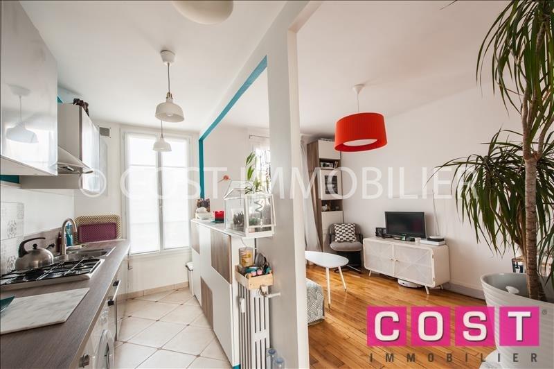 Sale apartment Courbevoie 375000€ - Picture 6