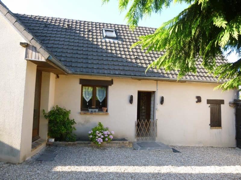Life annuity house / villa St clair sur epte 174600€ - Picture 1
