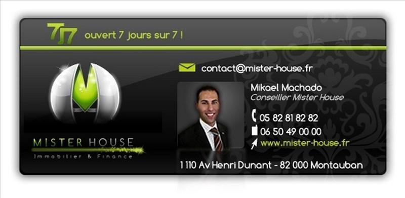 Affitto appartamento Montauban 640€ CC - Fotografia 8
