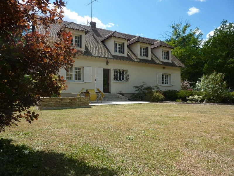 Deluxe sale house / villa Lamorlaye 647900€ - Picture 10