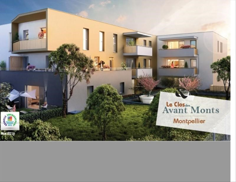 Vente appartement Montpellier 198500€ - Photo 1