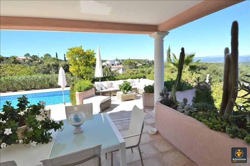 Deluxe sale house / villa St aygulf 1 140 000€ - Picture 2