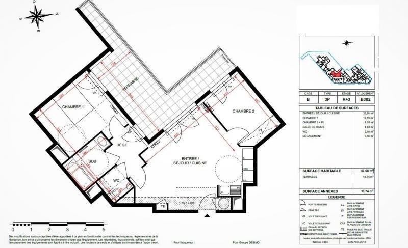 Vente de prestige appartement Antony 356000€ - Photo 2