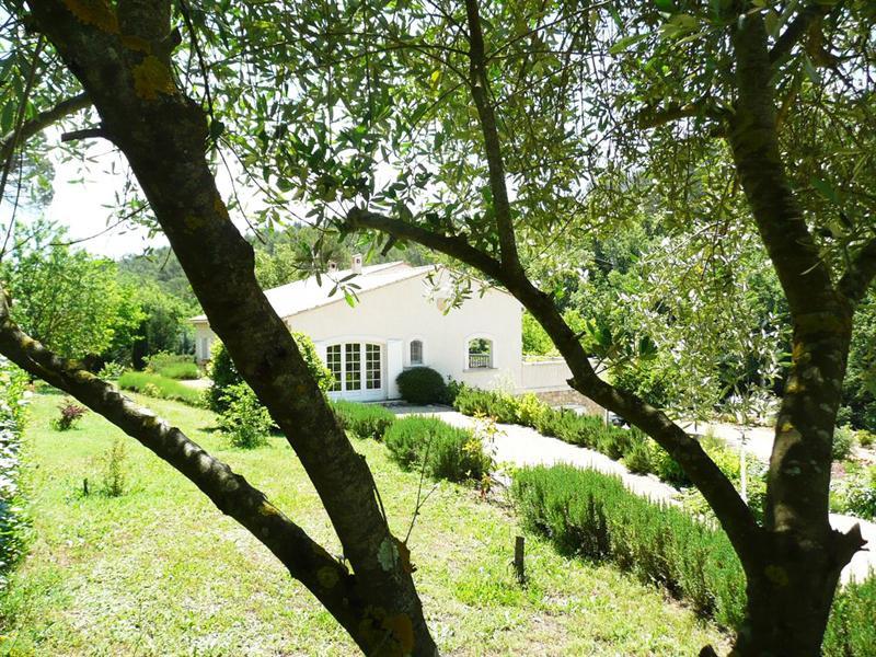 Revenda residencial de prestígio casa Tourrettes 895000€ - Fotografia 13
