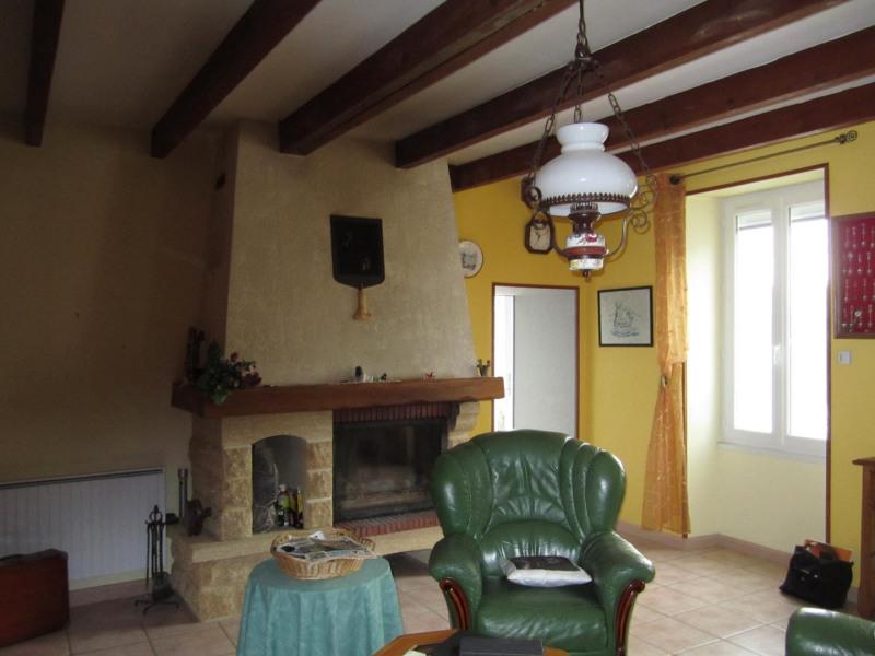 Vente maison / villa Barbeieux saint-hilaire 125000€ - Photo 4