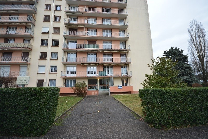 Sale apartment Bourgoin jallieu 132000€ - Picture 1
