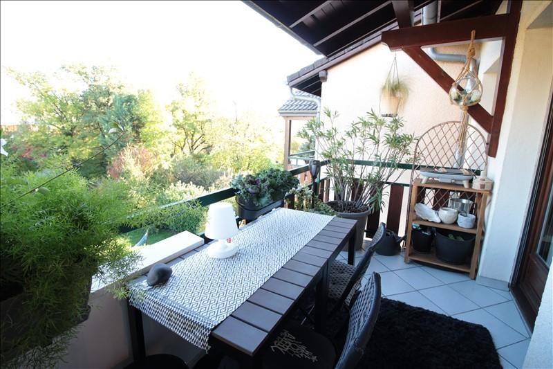Vente appartement Annecy le vieux 430000€ - Photo 3