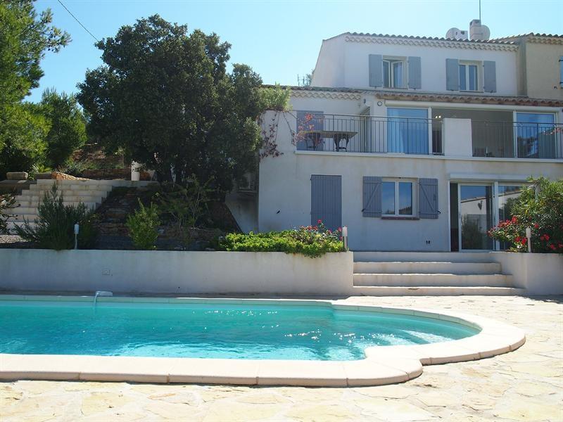 Location vacances maison / villa Bandol 2240€ - Photo 1