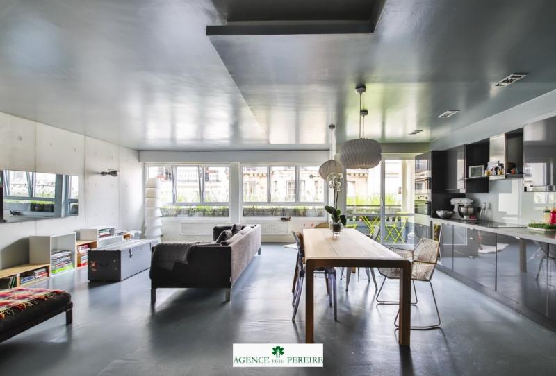 Sale apartment Paris 17ème 995000€ - Picture 2