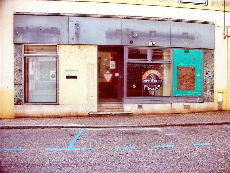 Rental empty room/storage Raon l etape 450€ +CH/ HT - Picture 1