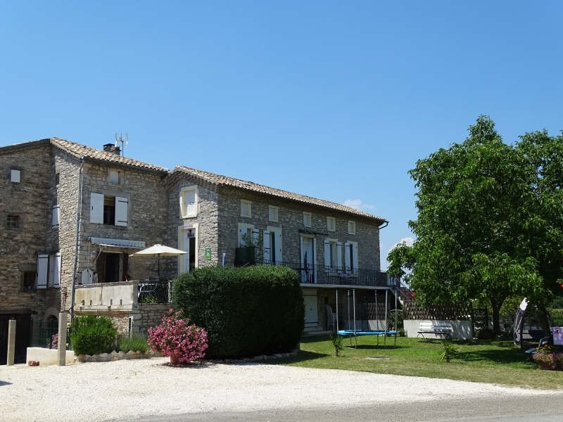 Vente maison / villa Barjac 498 000€ - Photo 1