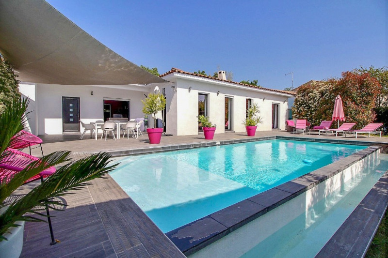 Vente maison / villa Aubord 515000€ - Photo 1