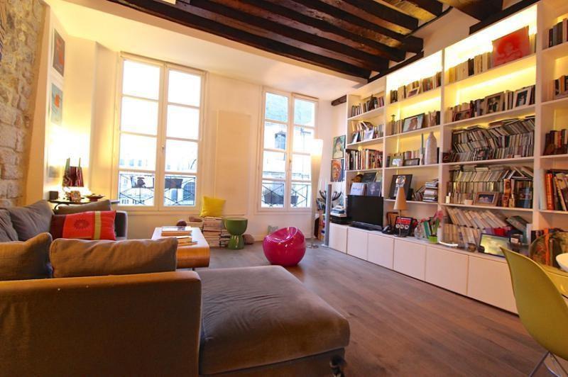 Vente appartement Paris 1er 875000€ - Photo 4