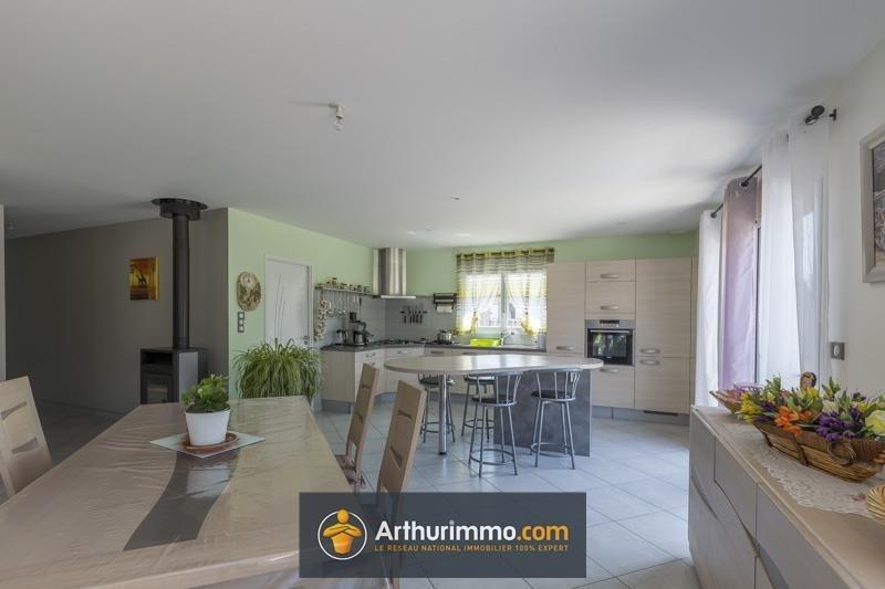 Sale house / villa Morestel 313000€ - Picture 6