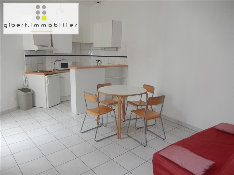 Rental apartment Le puy en velay 419,79€ CC - Picture 1